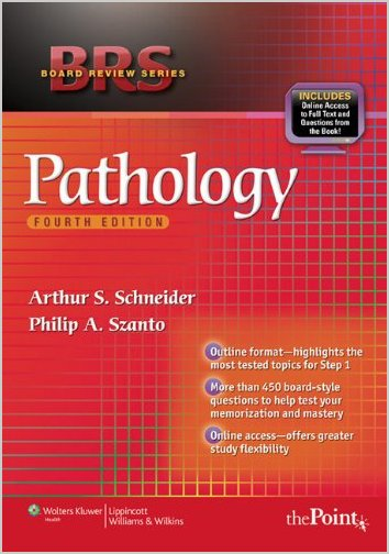 Board Review Series (BRS) Pathology 4th Edition